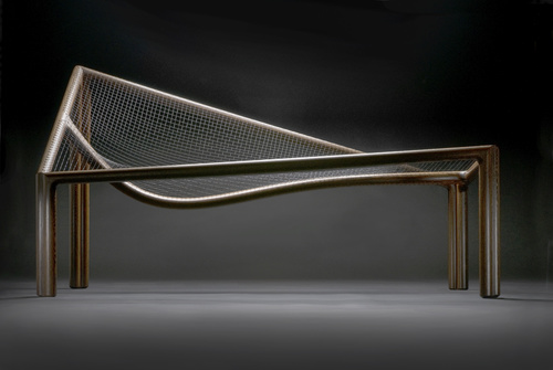 <span>George Ingham</span>Chaise longue 1991