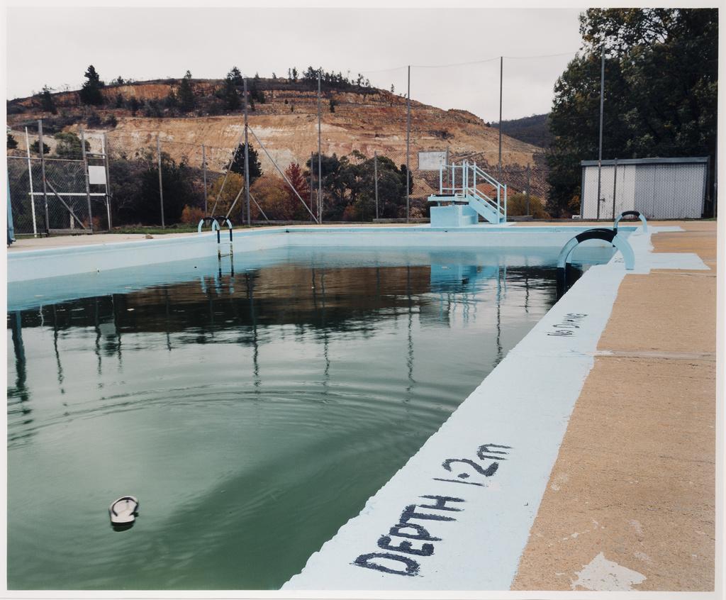 <span>Marcia Lochhead</span>Captains Flat pool (Mirror Series) 2004
