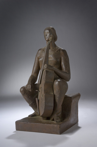 <span>Jan Brown</span>Cellist 1949