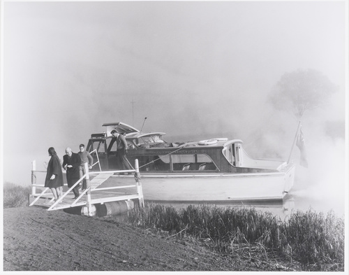 <span>Ted Richards</span>The Yarralumla to Acton ferry 1966