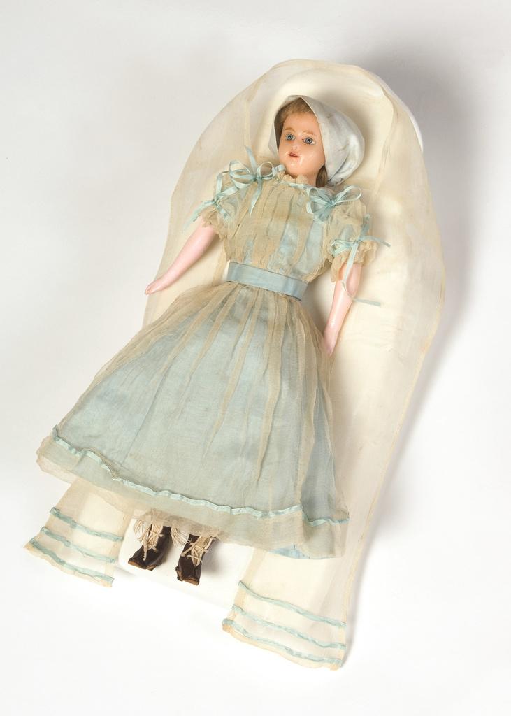 <span></span>Doll c1880s