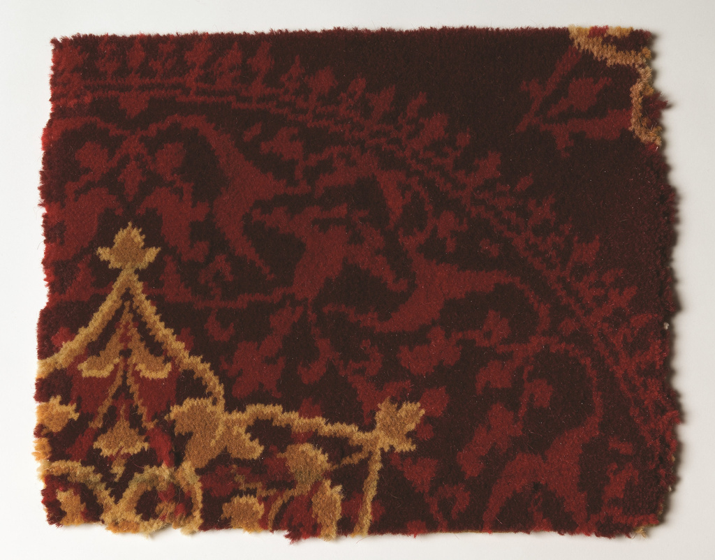 <span></span>Carpet fragment c.1925