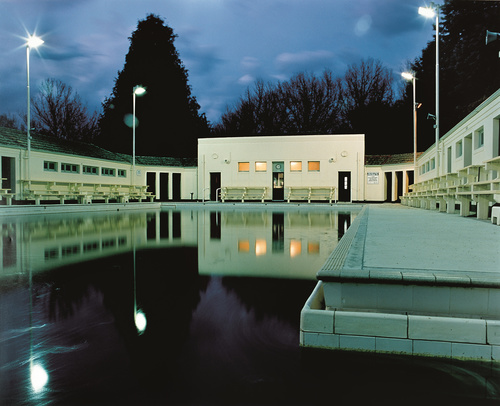 <span>Marcia Lochhead</span>Manuka Swimming Pool 2004
