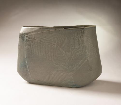 <span>Hiroe Swen</span>Ritualistic object No.2 1988