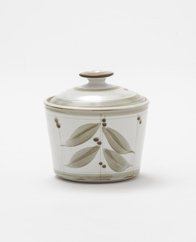 <span>Doug Alexander</span>Untitled [lidded jar] c.1980-85