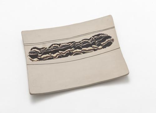 <span>Anita McIntyre</span>Millefiori sedimental form c.1980s