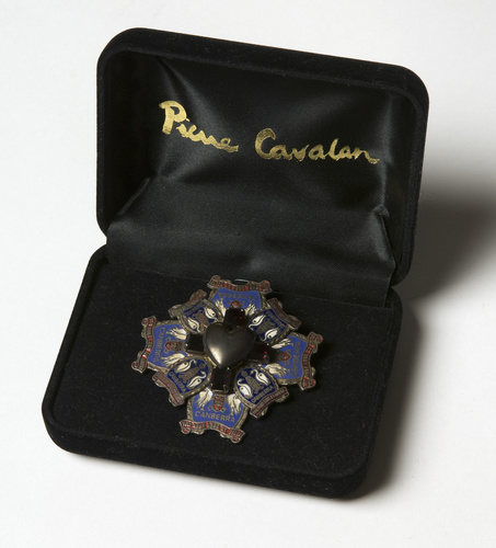 <span>Pierre Cavalan</span>Canberra Medal with Heart 1996