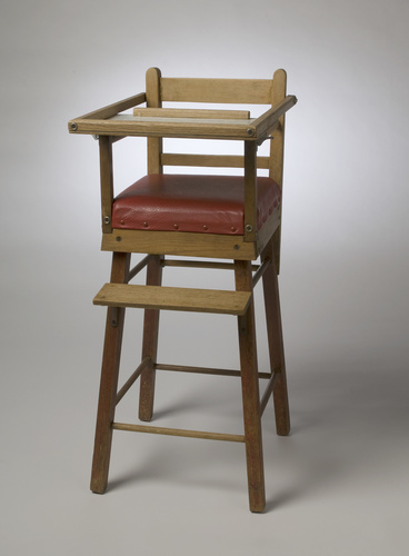 <span>Norman Swindon</span>High chair circa 1960