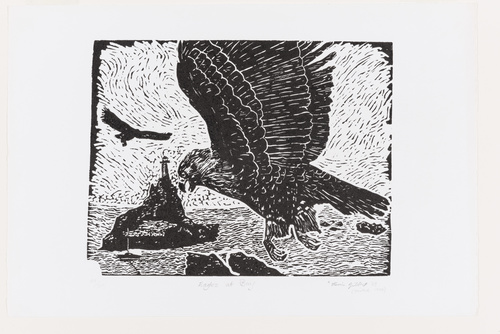 <span>Kevin Gilbert</span>Eagles at bay 1967